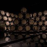 Dusty Barrel Distillery barrels