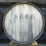 Dusty Barrel Distillery barrel 8666